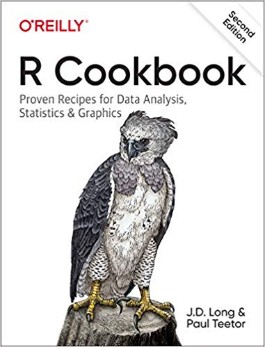 R Cookbook 2nd Edition Cover image