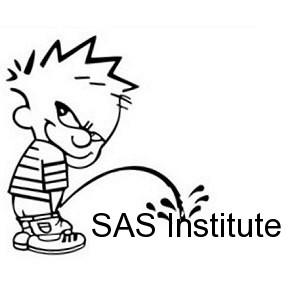 I love ya, SAS!